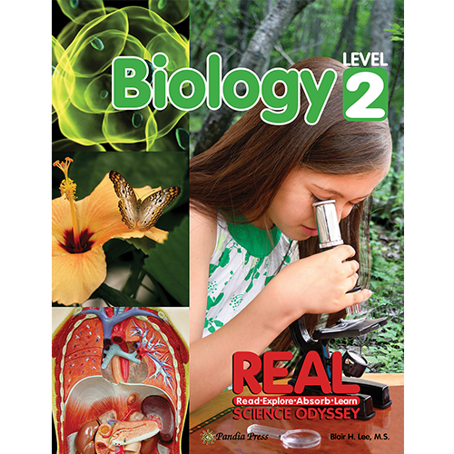Using RSO Biology 2 for High School, by Blair Lee | Pandia Press
