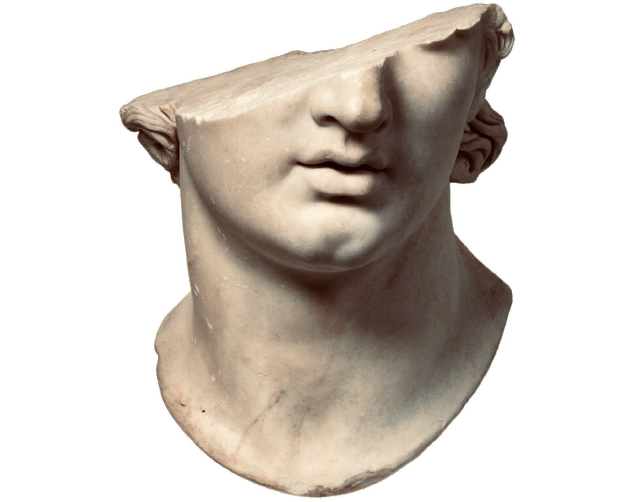Gareth Harney On Twitter In 2021 Statue Art Exhibition Collage Design