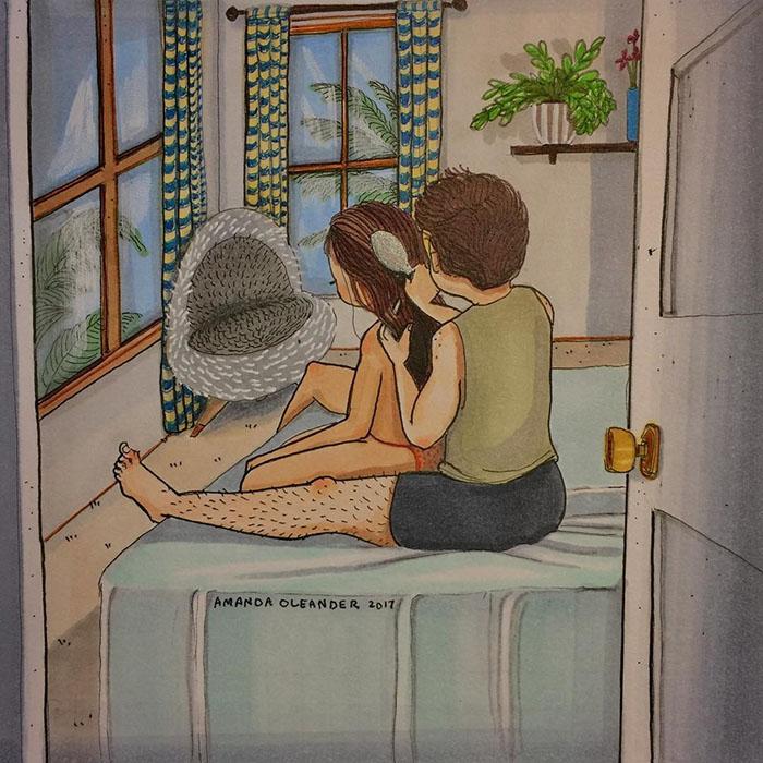 The Unspoken Side Of Long Term Relationships Revealed In 25+ Brutally Honest Illustrations