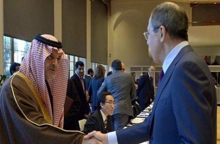 الأمويين برس | لافروف يجري محادثات حول سوريا مع الفيصل في جدة