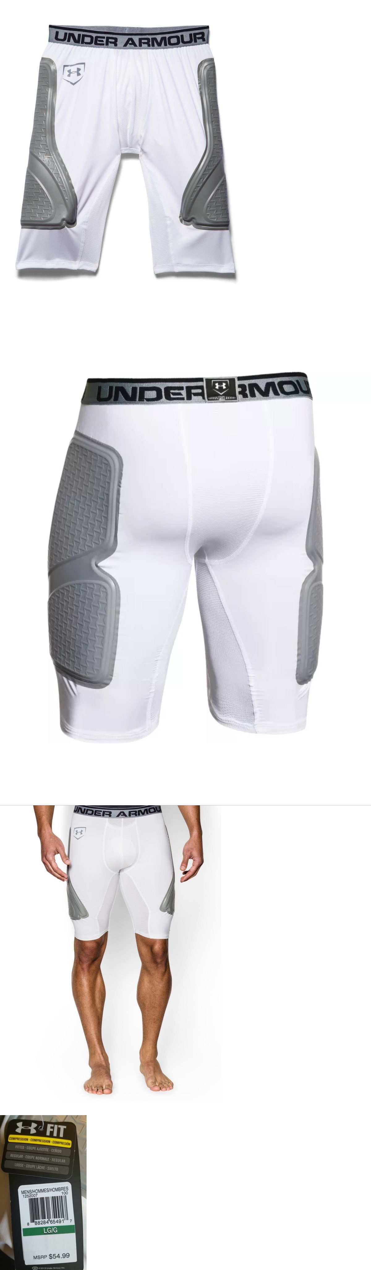 under armour baseball compression shorts