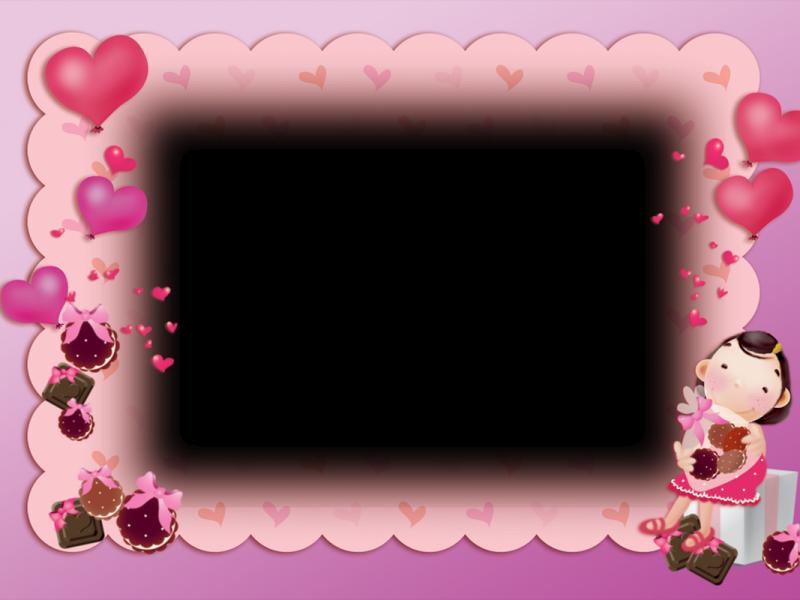 Marco de foto san valentin marco de foto de amor marcos - Marco de fotos ...