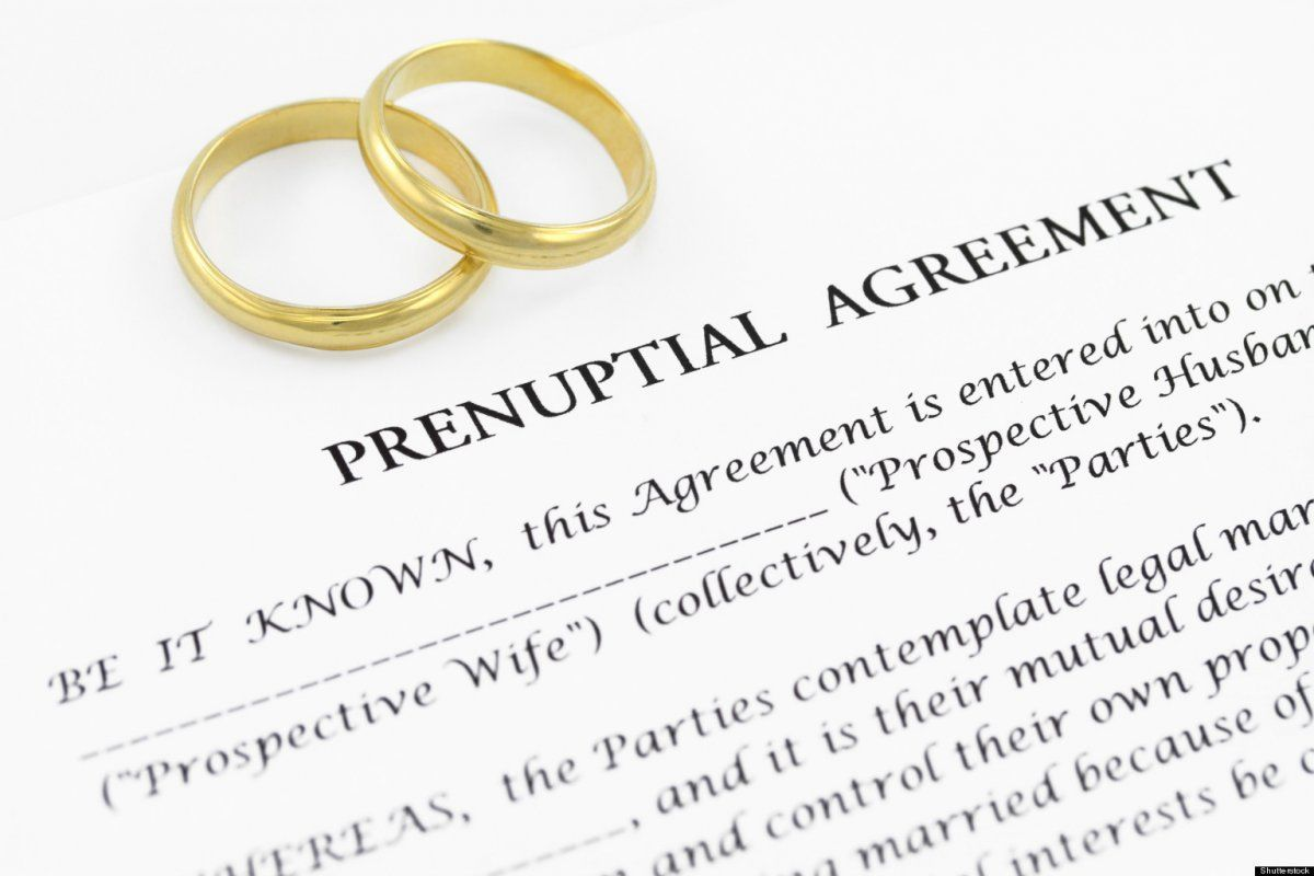 Freaky Friday Would You Sign A Prenuptial Agreement DorothyS