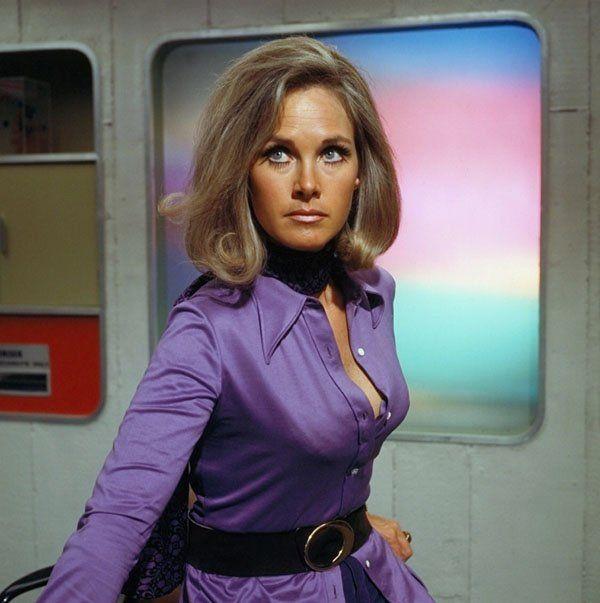 "CaptKarnstein on Twitter: ""Stunning woman. Wanda Ventham. #UFO https://t.co/XQ56qWzyIN"""