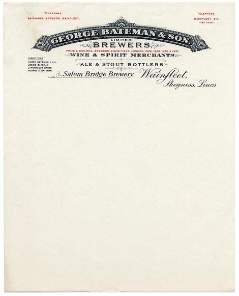 Carlisle Printed Letterhead  Traditionally Printed