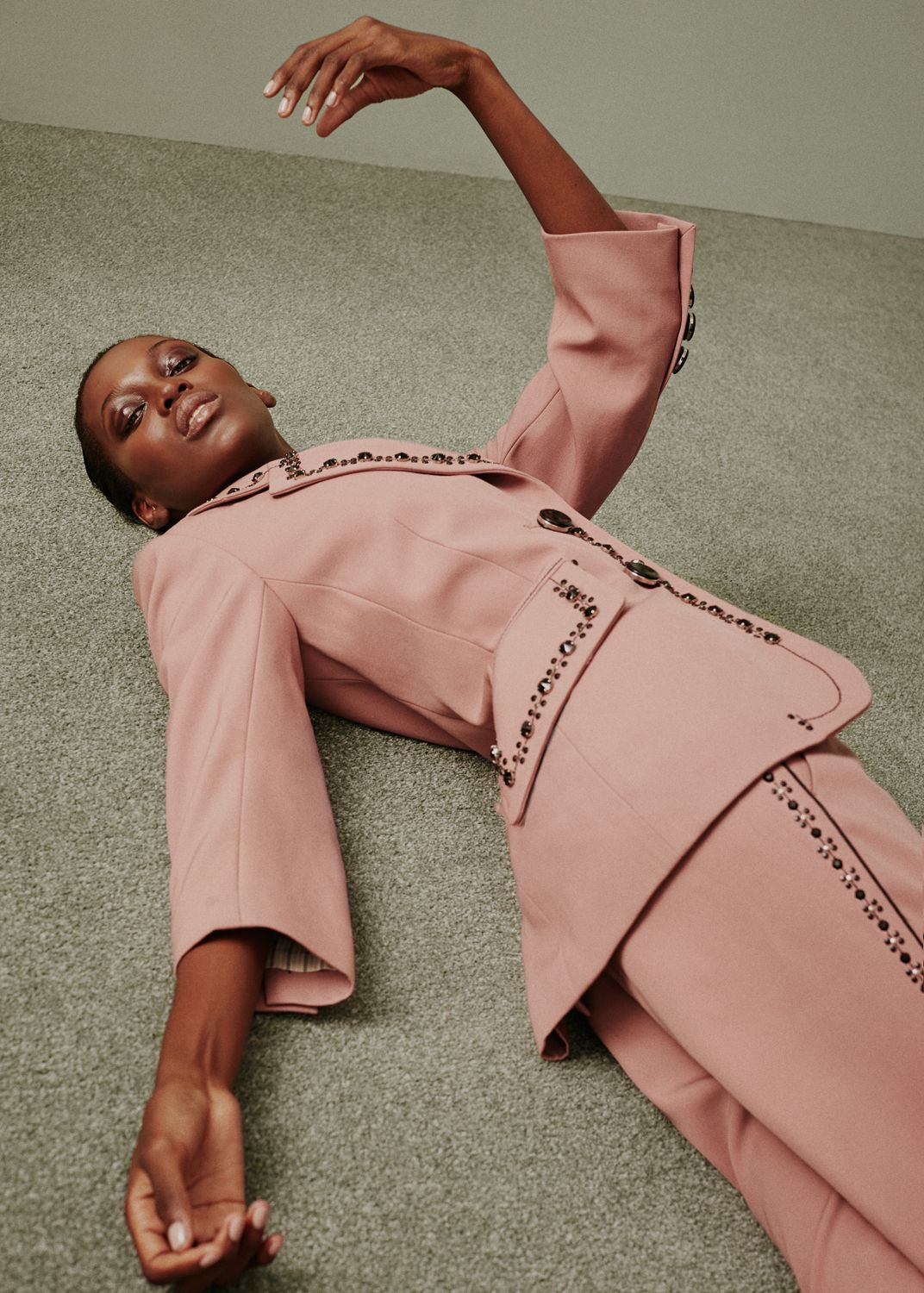 Marc Jacobs Fall '15 Fashion Special by Hedvig Jenning for Hunger Issue 9