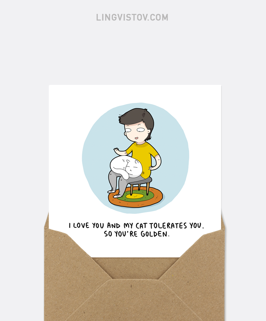 Greeting cards lingvistov funny illustrations doodles greeting cards lingvistov funny illustrations doodles kristyandbryce Image collections