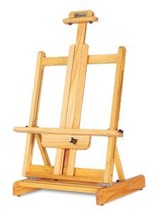 Best Deluxe Tabletop Easel Blick Art Materials