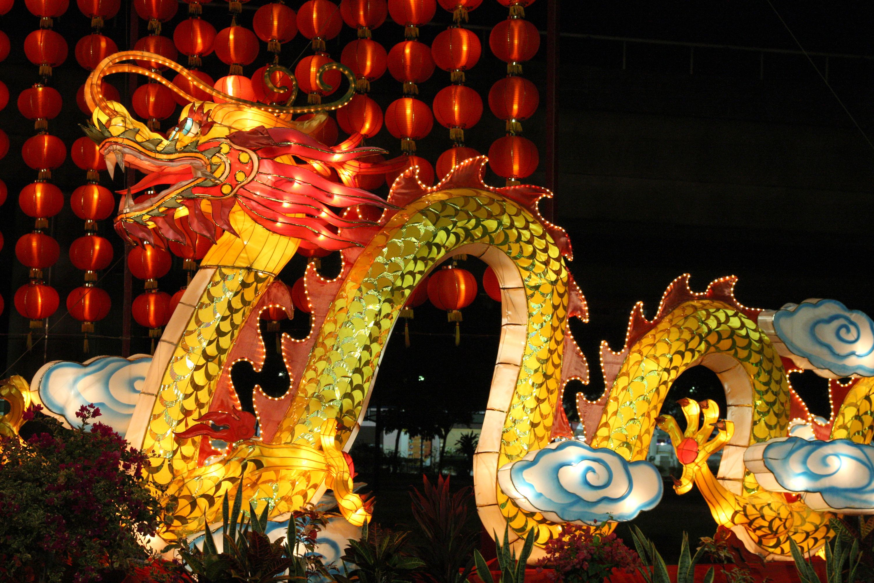 Chinese New Year in Singapore I still can remember all the