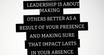 Leadership Quotes Lean In