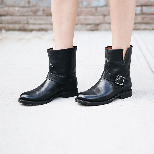 Women's Natalie Short Engineer Boot