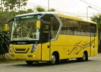 harga sewa bus pariwisata rosalia indah harga sewa bus pariwisata rh pinterest se