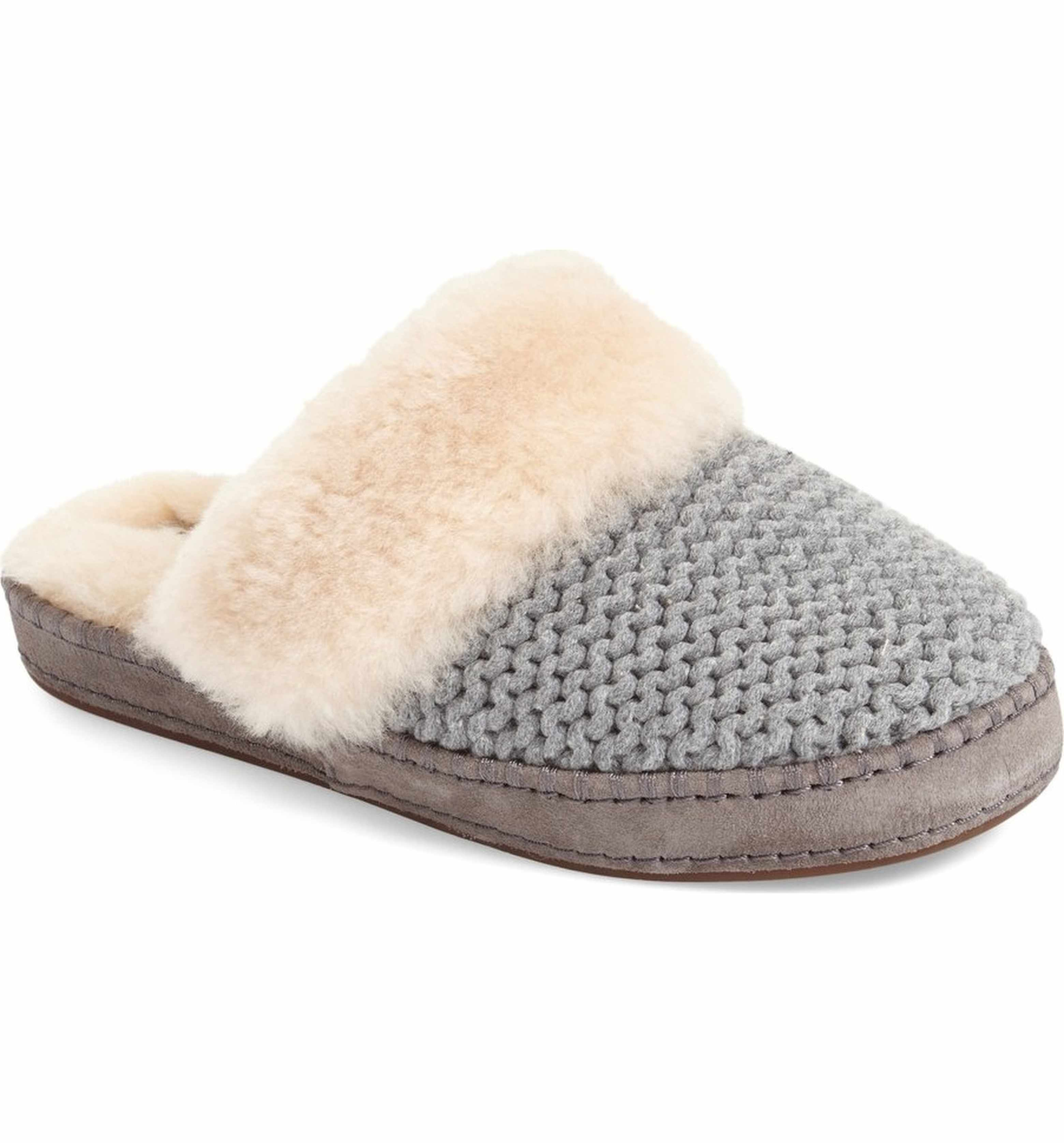 2018 New Cheap Online For Sale Cheap Price From China UGG Aira Knit Scuff(Women's) -Cream New Styles Cheap Online Cheap Official Online F6XUmEo