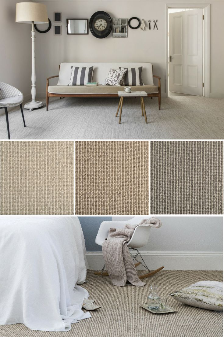 The Wool Carpets In Our Eco Collection Are All Made With 100 Un Dyed Wool These Hand Woven Carpets In The Bar Bedroom Flooring Living Room Carpet Room Carpet