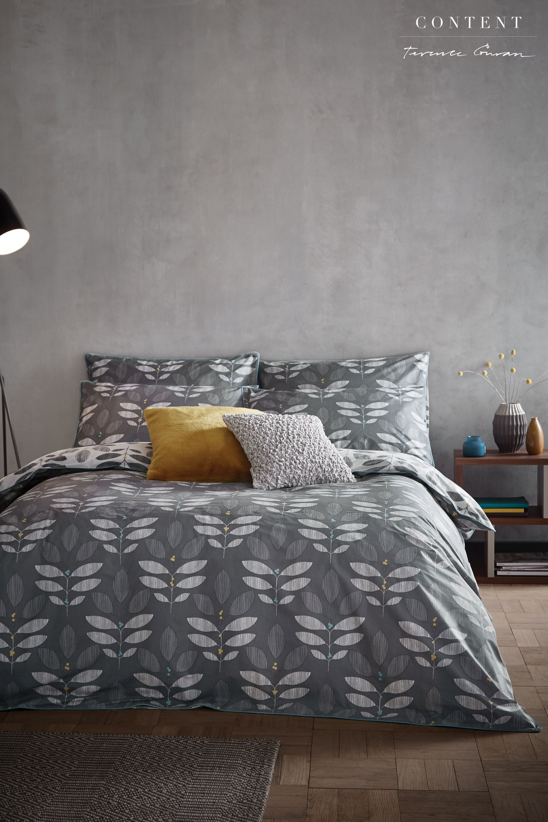 Conran Bed Set Grey Bedding sets uk, Luxury bedding