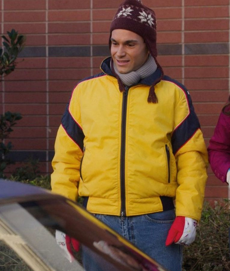 Where Was Barry Goldberg On Halloween Episode 2020 The Goldbergs S07E08 Troy Gentile Jacket | Jackets, Barry goldberg
