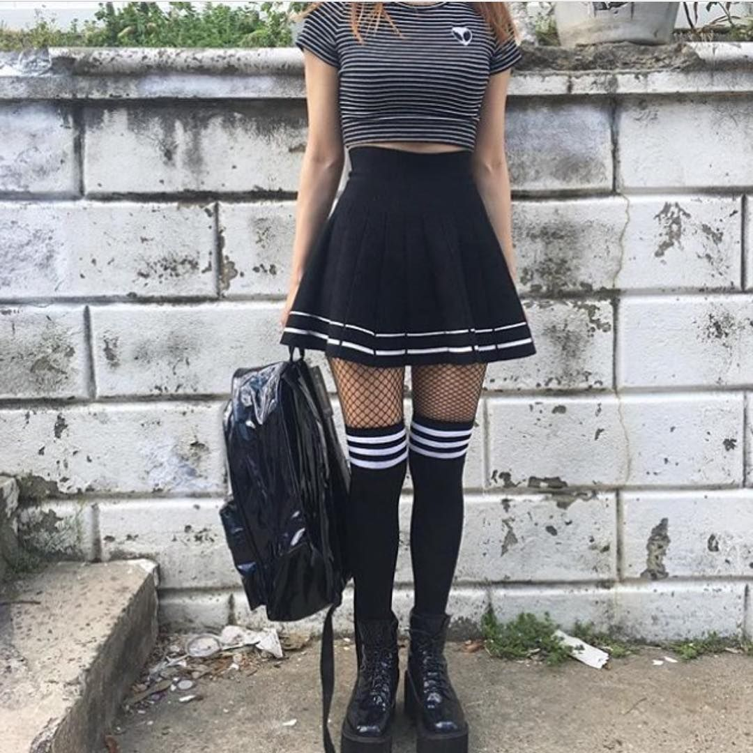 Outfit deal! Get it now 🌸👽 #aesthetictumblr #kawaiifashion #softgrunge #grunge #aesthetic