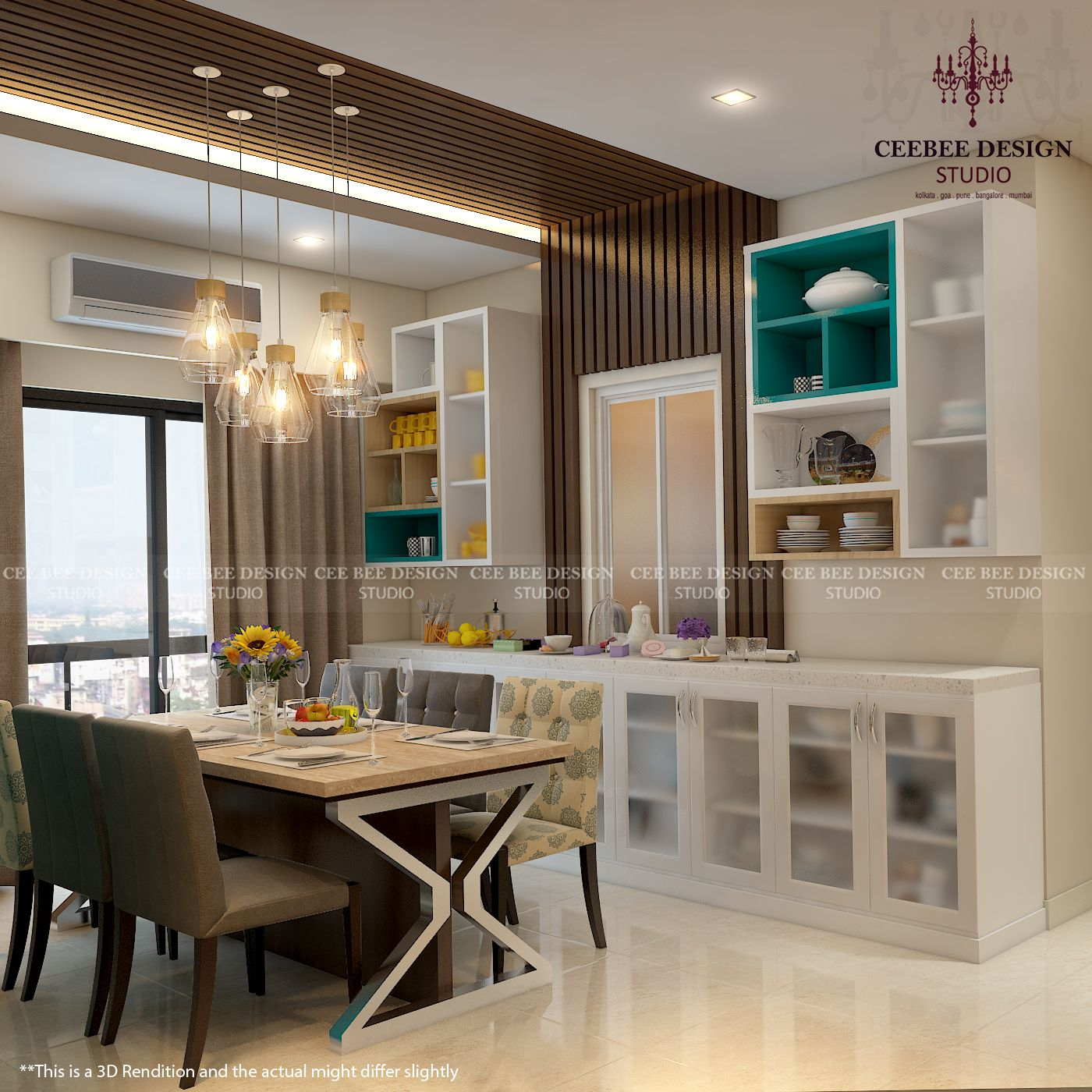 Home Design Ideas Bangalore: #dining #kitchen #best3D #interiordesigner #interiordesign