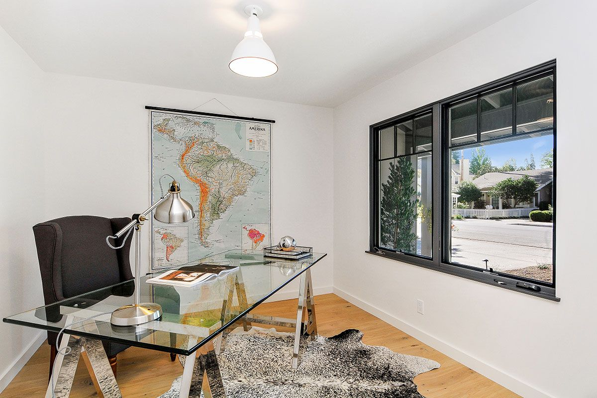 126 France St Sonoma, CA 95476, Home office | Fletcher Rhodes | Home ...