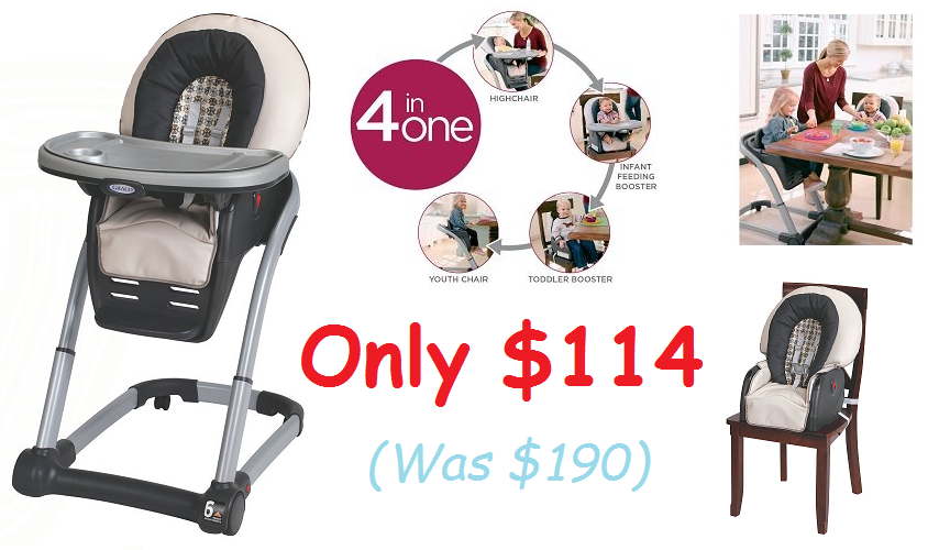 graco high chair coupon ikea papasan get the blossom 4 in 1 seating system vance for 114 39 this lowest price it has ever been on amazon and is their bestseller chairs