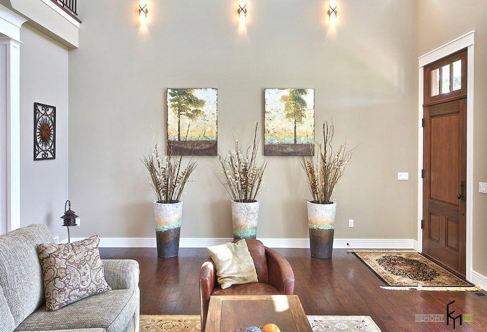 Big Vase For Living Room Decoration Floor Vase Decor Living Room Vase Ideas Living Decor