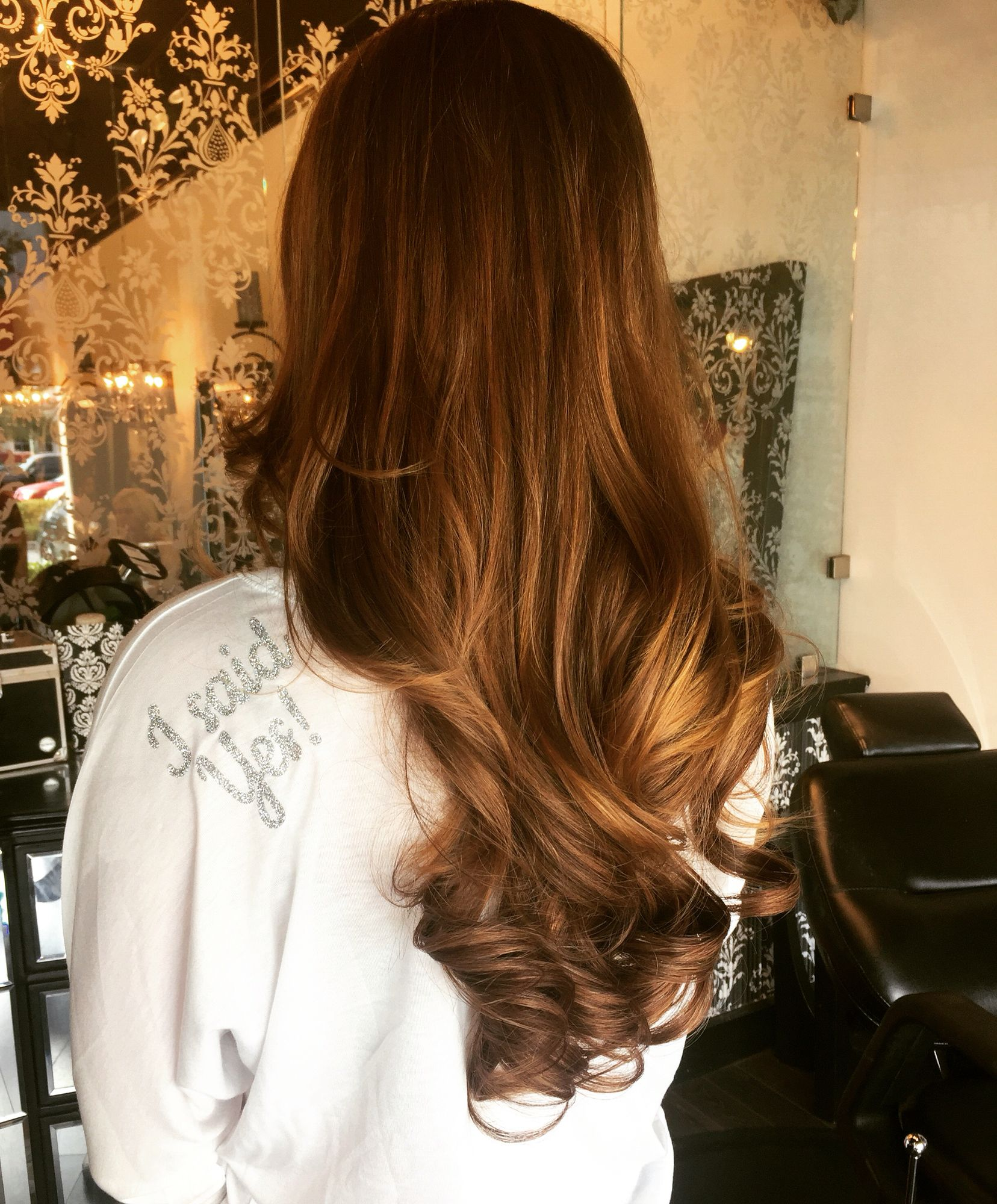 18 20 inch tape hair extensions for a bride to be Volume and length