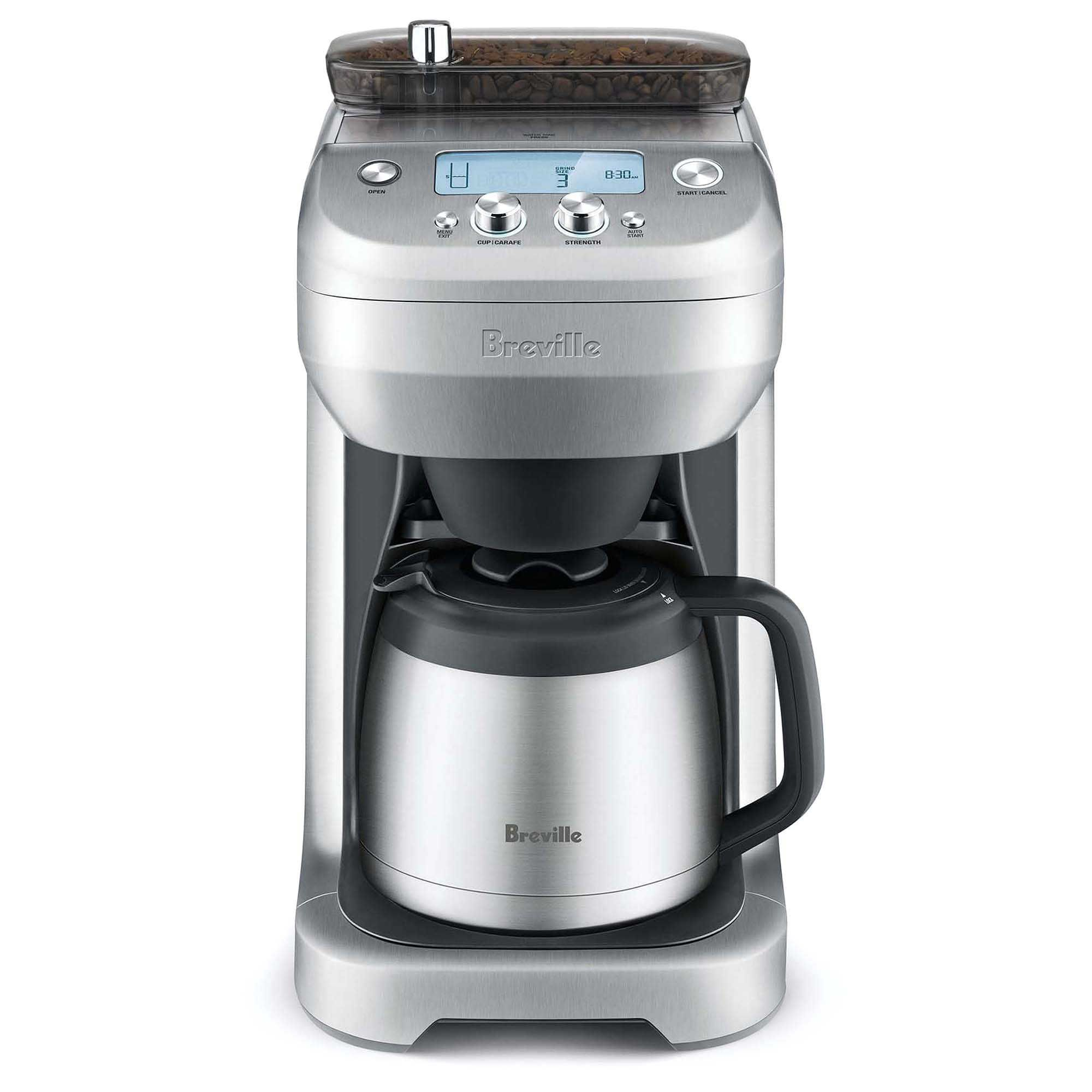 Breville® Grind Control™ Coffee Maker Coffee, Breville