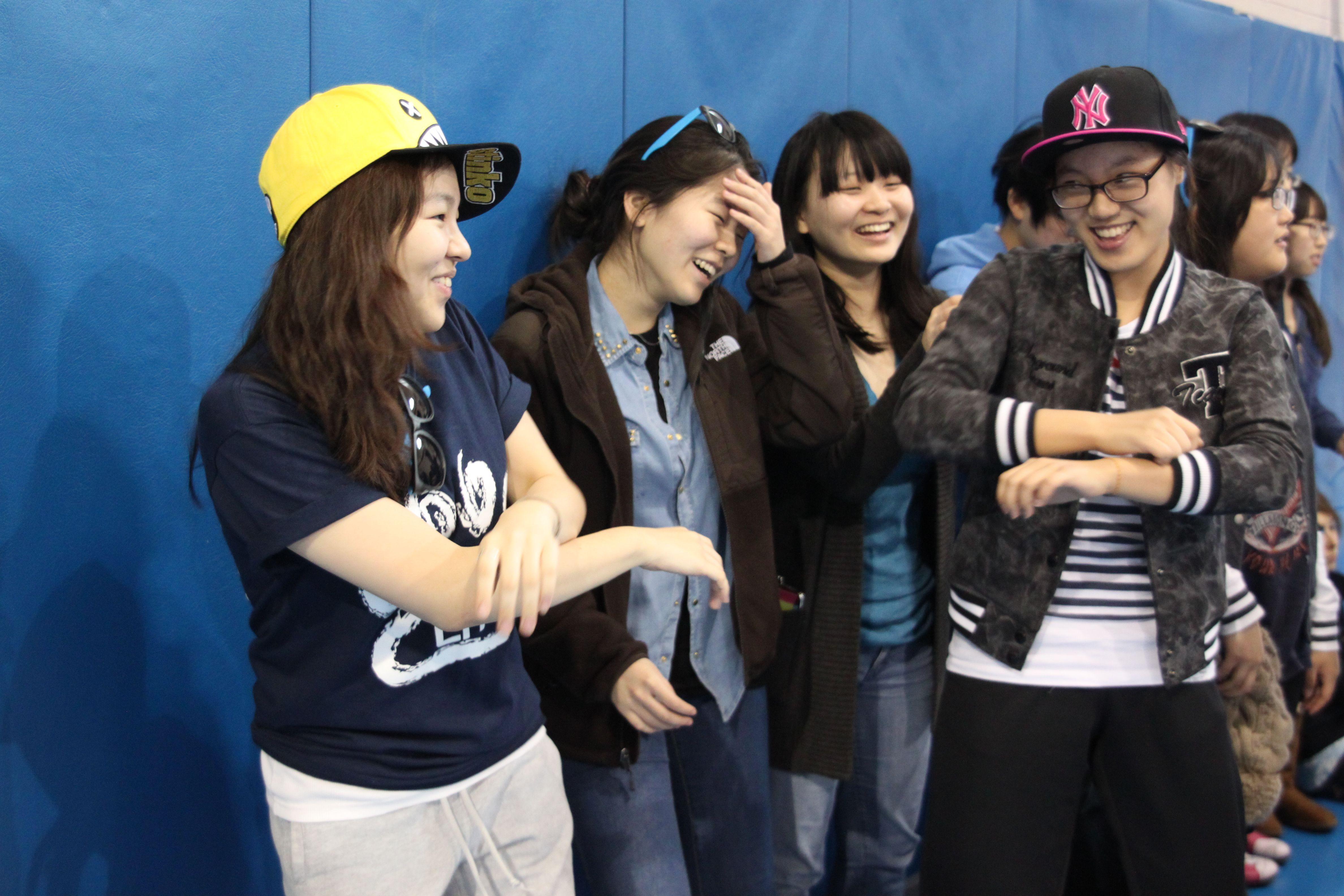 1/31/13 Blue team spirit