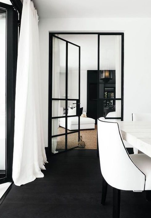 Pin by Emelie Jonsson on Haute Decor Black & White | White