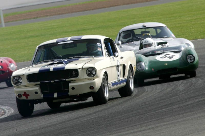 2009 Silverstone Classic Pre-1966 GT & Sports Endurance Results and Photo Gallery