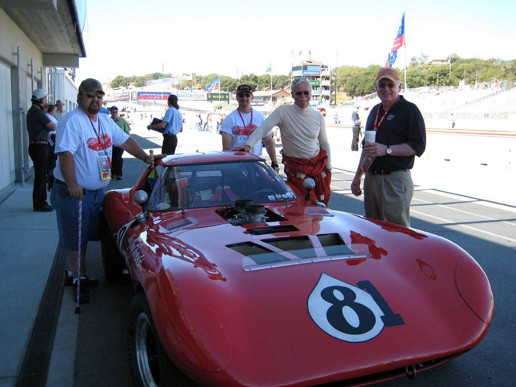 Ten Facts About the Bill Thomas Cheetah - 2. Models of the car were incredibly popular