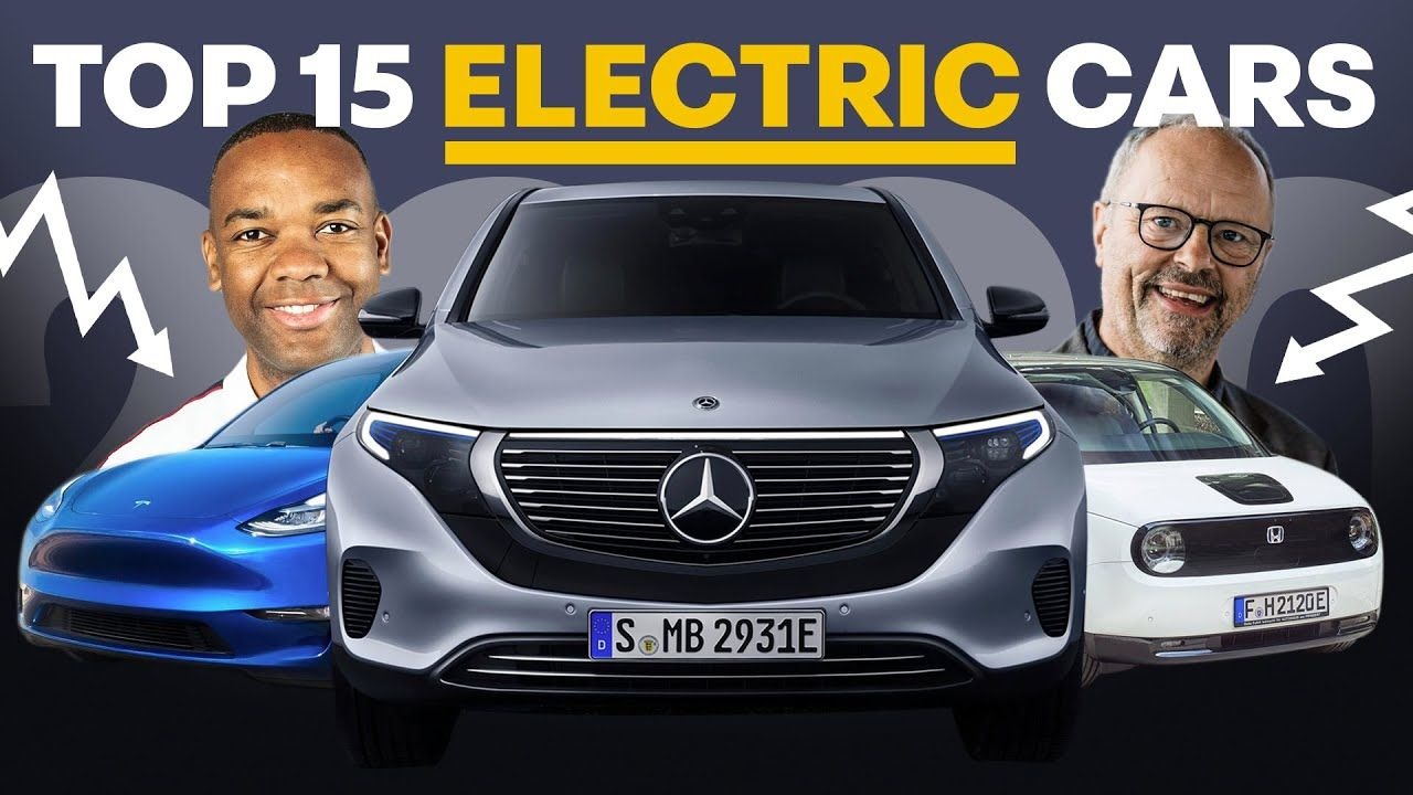 Electric Cars Youtube