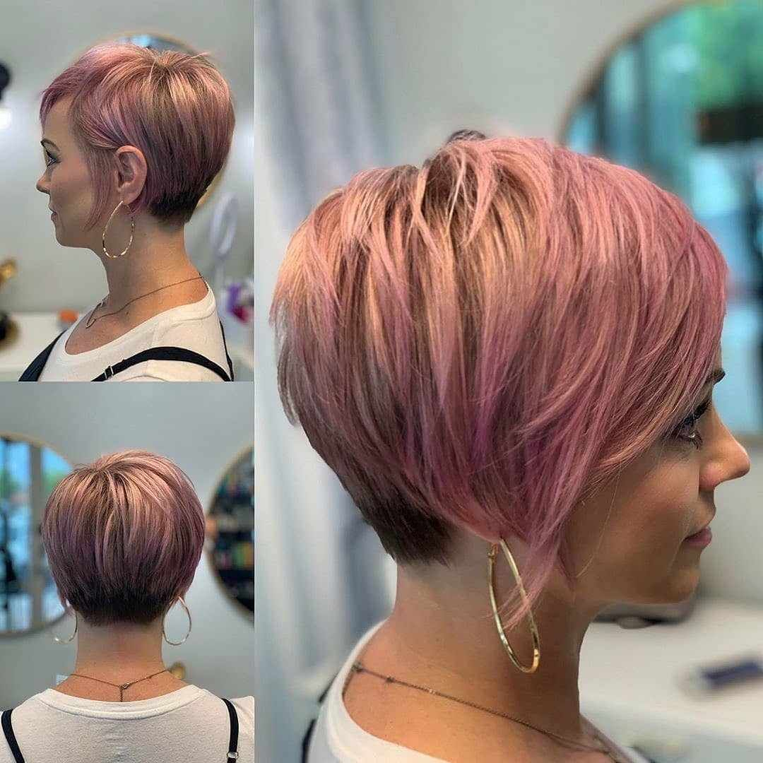 40+ Latest Short Hairstyles for Winter 2020 Short hair
