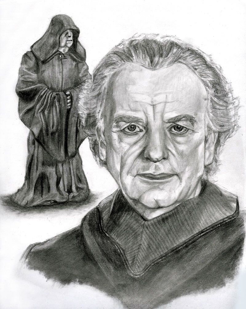 Sidious by casp on @DeviantArt