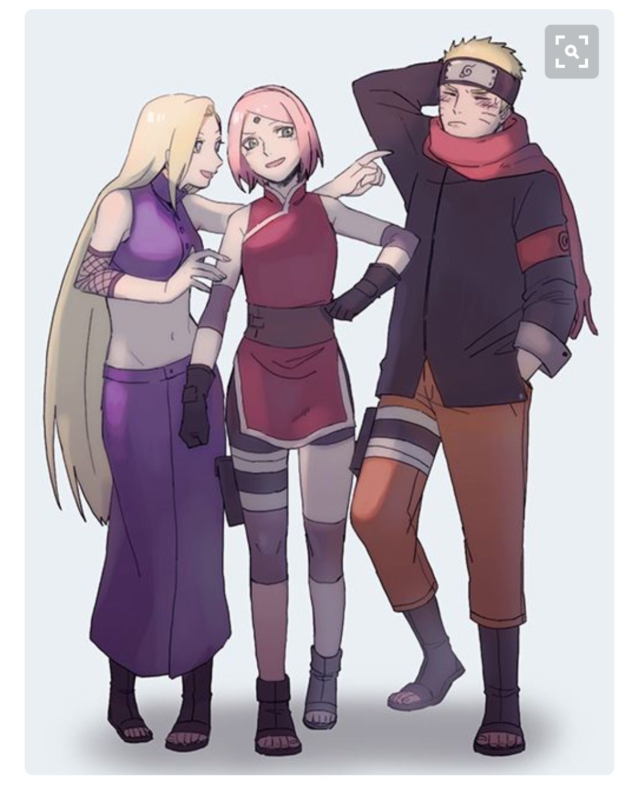 """""""So, When Are You Gonna Propose Her, Naruto?"""" """"Yeah, We"""