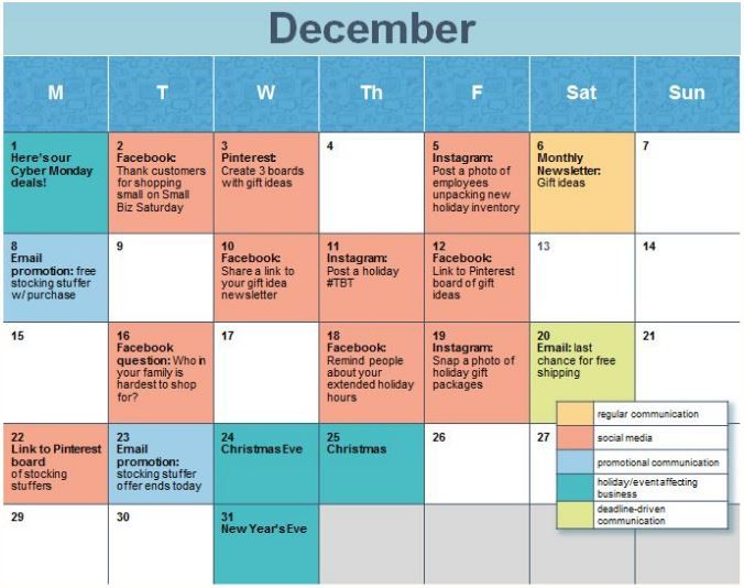 Socail-Media-Calendarjpg (676×534) Litigation Deposition - social media calendar template