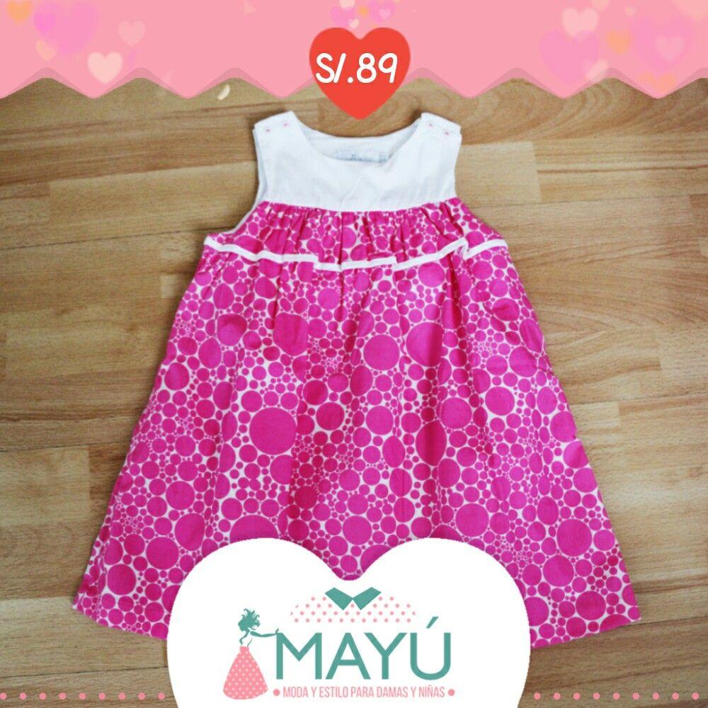 Lindo vestido epk   Vestidos de Niñas   Pinterest   Vestidos de ...