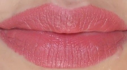 Lakme 9 To 5 Lip Color Rosy Sunday Lip Colors Lip Swatches