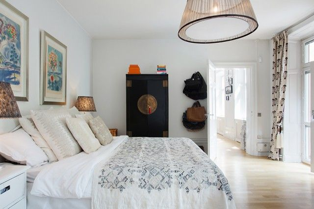 Luminoso apartamento en Estocolmo