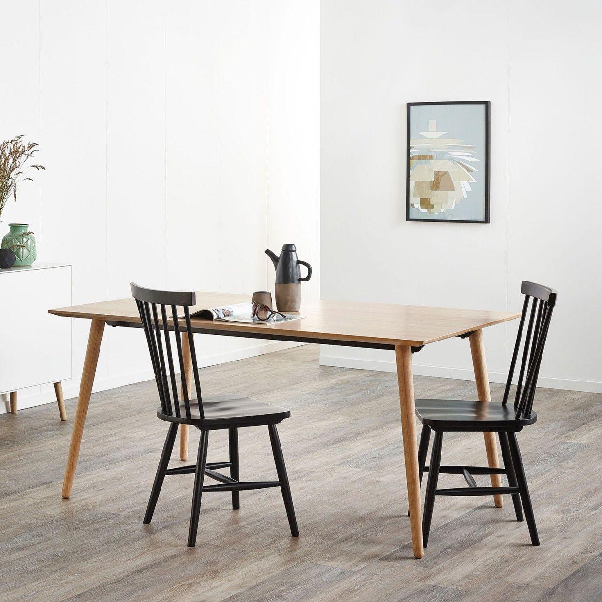 95x160 asbjorn dining table | dorte design | monoqi | wohnen