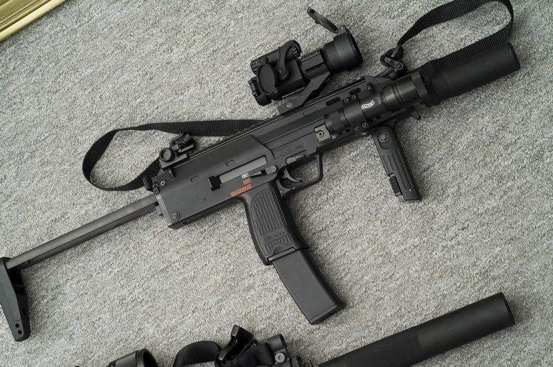 HK MP7 #HK #MP7 | Weapons - Silenced / Supressed | Guns, Beretta 92