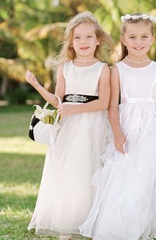 af5b63397b0 Brides  David s Bridal   Style No. S1038   Flower Girl Dresses ...