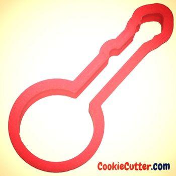 Banjo Cookie Cutter