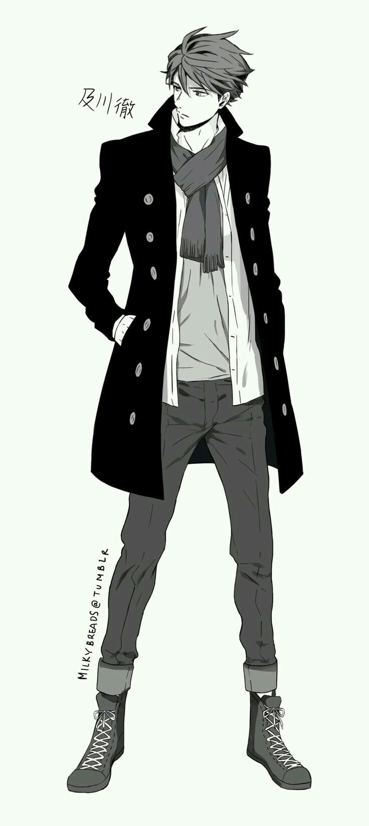 Clothing casual image by rachel tennyson handsome anime