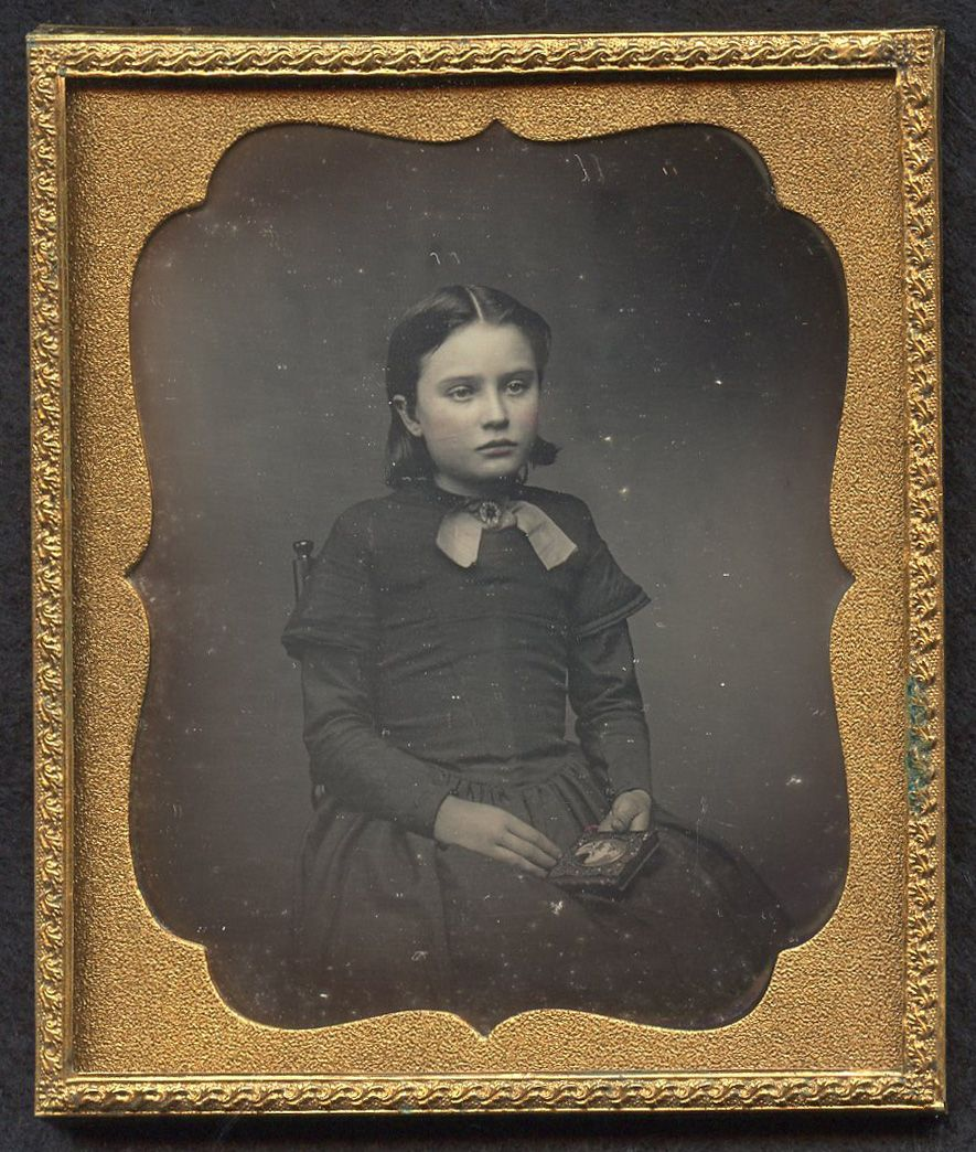 J. Cosmas Vintage Photography, Cased Images, Daguerreotypes ...
