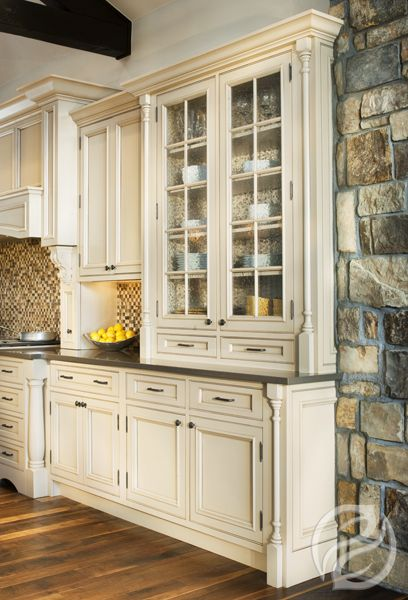 GreenfieldCabinetry.com - TALAN A Latte Paint with Brown ...