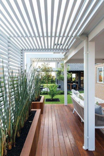Photo of Top 60 Best Pergola Ideas – Backyard Splendor In The Shade
