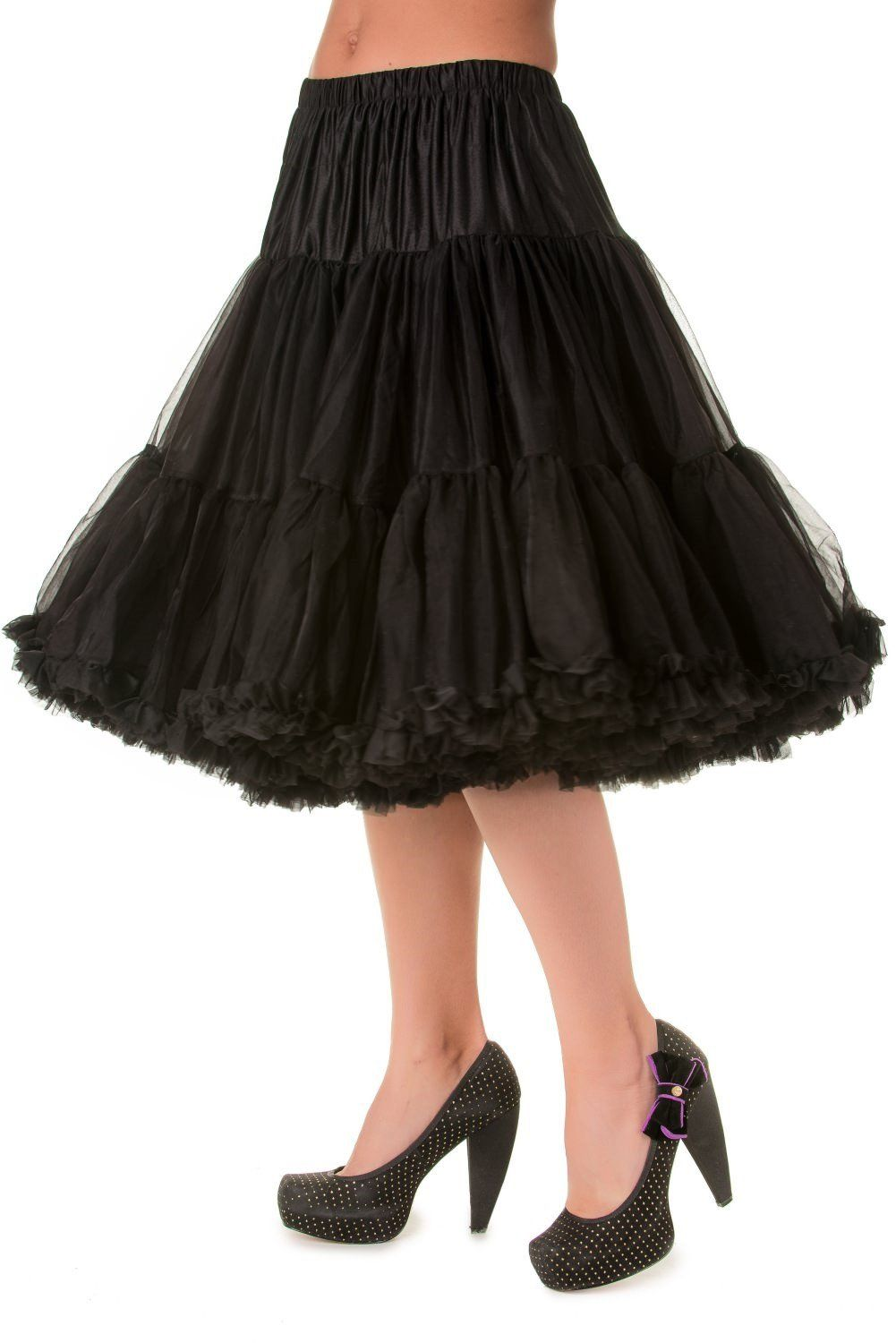 c4c024627 Vintage 50's plus size Swing Dance Black Color Soft Fluffy dress volume  Petticoat - Lifeforms Gorgeous and super soft petticoat. Light weight and  ideal for ...
