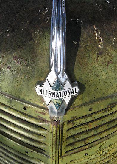 Old International Farm Truck | by Tammy Patterson