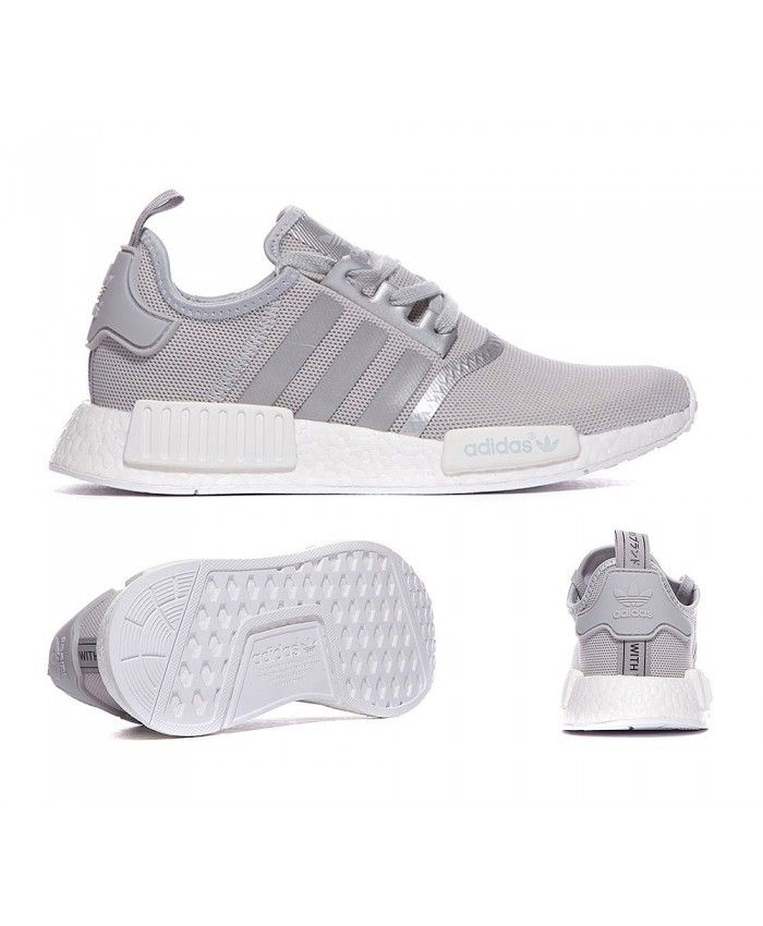 adidas nmd junior black and white